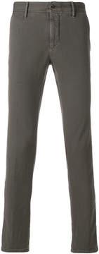 Incotex skinny chino trousers