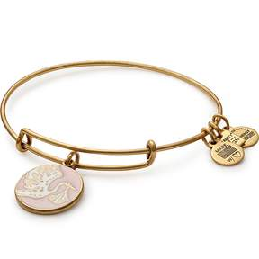 Alex and Ani Pink Special Delivery Charm Bangle