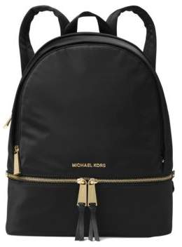MICHAEL Michael Kors Zipped Backpack - DAMSON - STYLE