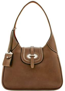 Dooney & Bourke Florentine Toscana Hobo Shoulder Bag - ELEPHANT - STYLE