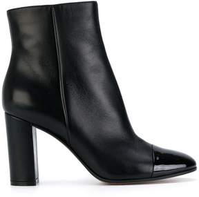 Gianvito Rossi block heel ankle boots