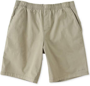 O'Neill Jack Men's Salty Classic-Fit Stretch Brushed Twill Shorts