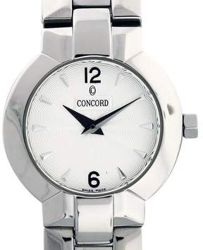 Concord La Scala 0309661 Stainless Steel Quartz 26mm Womens Watch