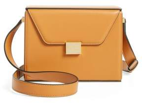 Victoria Beckham Vanity Calfskin Leather Box Bag