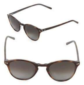 Vera Wang 46MM Round Sunglasses