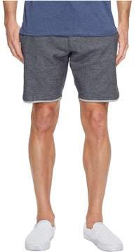 VISSLA Sofa Surfer Ghost Trees Fleece Shorts 18.5 Men's Shorts