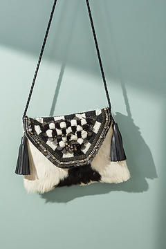Anthropologie Herona Clutch