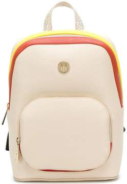 Tommy Hilfiger stripe trim backpack