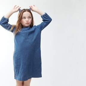J.Crew Girls' gathered knit dress