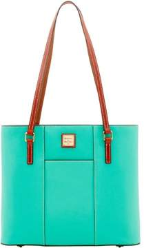 Dooney & Bourke Pebble Grain Lexington Shopper Tote - JADE - STYLE