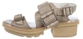 3.1 Phillip Lim Leather Mallory Sandals