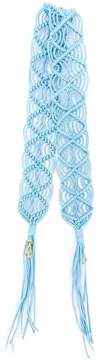Marni boho style bag strap