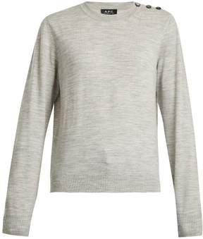 A.P.C. Petra wool sweater