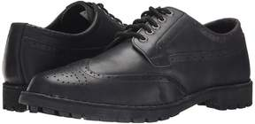 Sebago Metcalf Wing Tip Men's Lace Up Wing Tip Shoes
