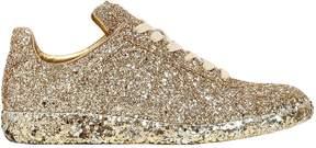 Maison Margiela 20mm Glittered Sneakers