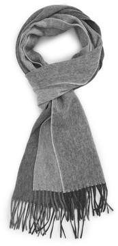 Nordstrom Men's Colorblock Wool Scarf