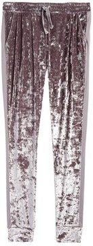 Treasure & Bond Girl's Velour Jogger Pants
