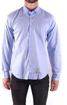 Fred Mello Men's Light Blue Cotton Shirt.
