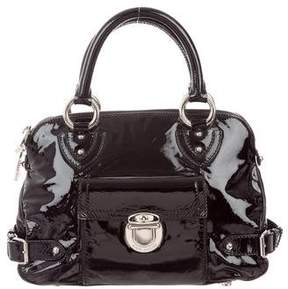 Marc Jacobs Patent Leather Handle Bag