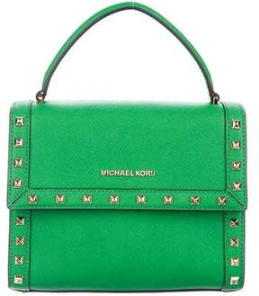 MICHAEL Michael Kors Studded Messenger Dillon Satchel w/ Tags