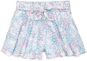 Hello Kitty Printed Lace Shorts, Toddler Girls