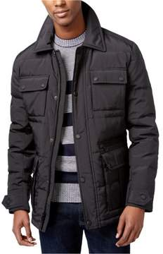 Michael Kors Linton Down Jacket Black LT - Big & Tall