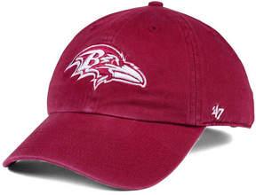 '47 Baltimore Ravens Cardinal Clean Up Cap