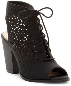 Restricted Webster High Heel Lace-Up Sandal