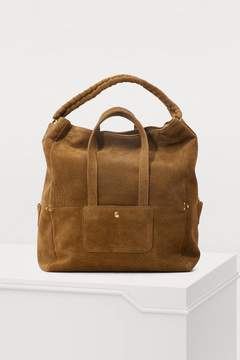 Jerome Dreyfuss Gaspard tote with bubble effect