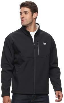 New Balance Men's Sherpa-Lined Full-Zip Jacket