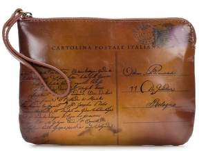 Patricia Nash Discovery Collection Italian Collection Postcard Corinna Clutch