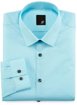 Jf J.Ferrar JF Slim-Fit Easy-Care Dress Shirt - Big & Tall