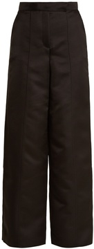 Amanda Wakeley Haya wide-leg trousers