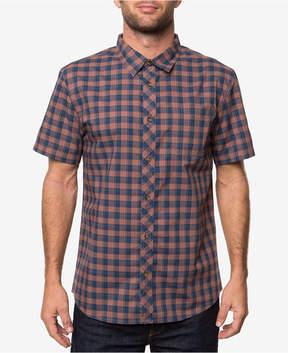 O'Neill Men's Caliber Stretch Button-Down Shirt
