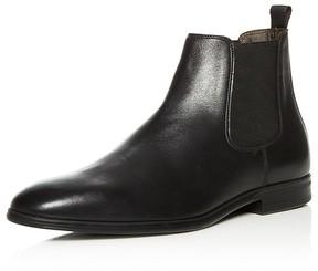 a. testoni A.Testoni Beatles Leather Chelsea Boots