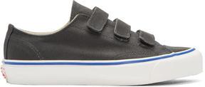 Vans Black OG Prison Issue LX Sneakers