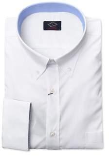 Paul & Shark Men's White Cotton Shirt.