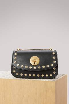 See by Chloe Leather shoulder bag with chain