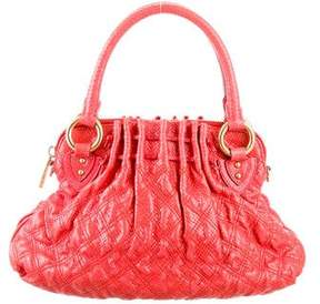 Marc Jacobs Quilted Cecilia Satchel
