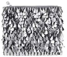 Forest of Chintz The Great Silver Glitzy Bag