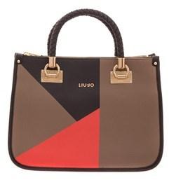 Liu Jo Women's Multicolor Polyester Shoulder Bag.