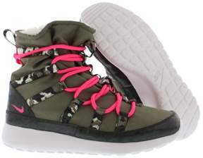 Nike Rosherun Hi Sneakerboot (Gs) Boots Gradeschool Girl's Shoes