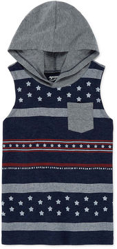 Arizona Boys Hooded Muscle Tank - Preschool 4-7