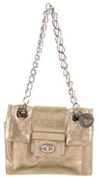 Lanvin Metallic Leather Bag