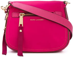 Marc Jacobs 'Trooper' small nomad bag - PINK & PURPLE - STYLE