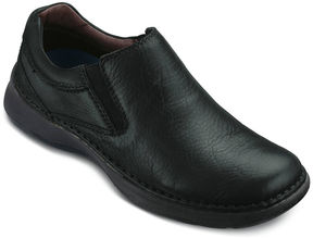 Hush Puppies Lunar II Mens Comfort Slip-On Shoes