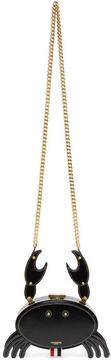 Thom Browne Black Crab Chain Bag