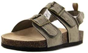 Osh Kosh Bruno3 Toddler Open-toe Synthetic Slingback Heel.