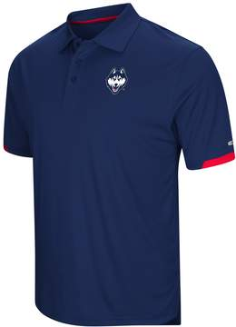 Colosseum Men's UConn Huskies Loft Polo