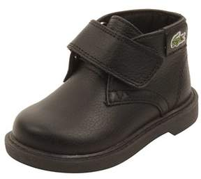 Lacoste Infant Sherbrook Hi Sb Boots In Black.